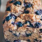 lemon blueberry muffin cake