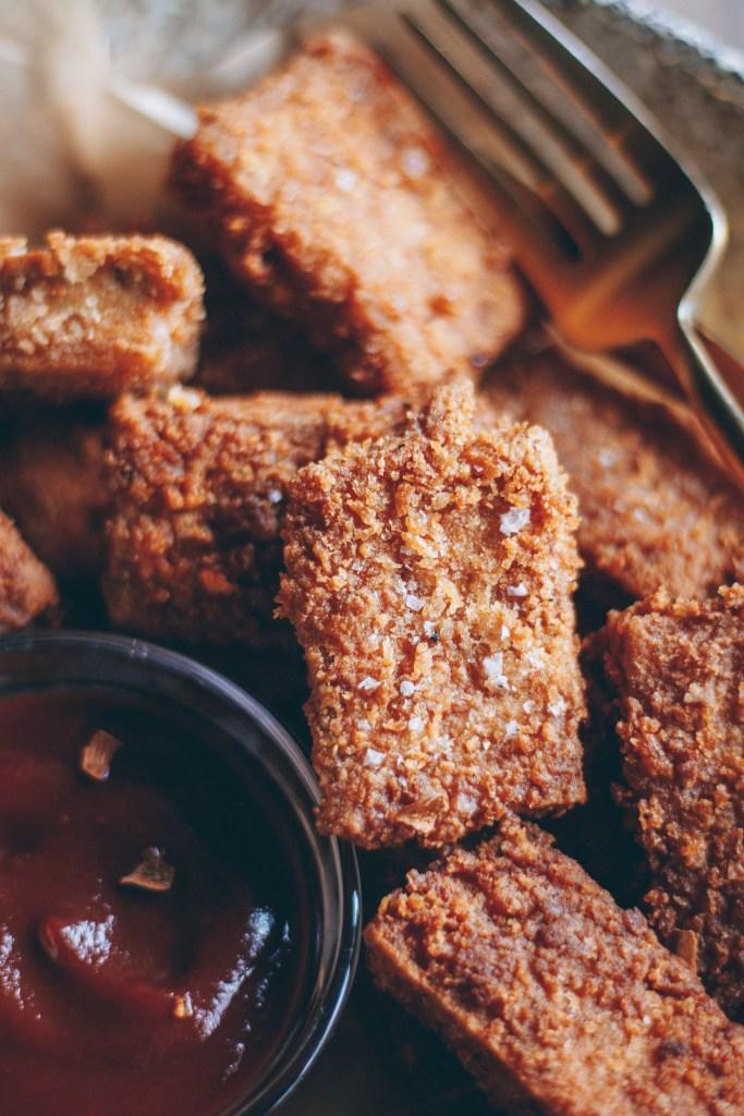 tofu chick'n nuggets