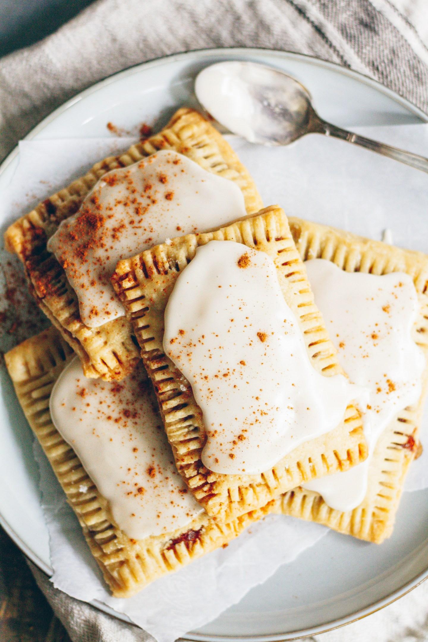maple brown sugar pop tarts